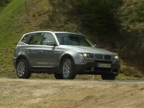 bmw x3 facelift promo video youtube. Black Bedroom Furniture Sets. Home Design Ideas