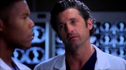 Grey's Anatomy 9x19 Derek, Ross, Brooks