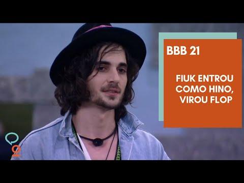 BBB21: A TRAJETÓRIA DO HINO AO FLOP DE FIUK!