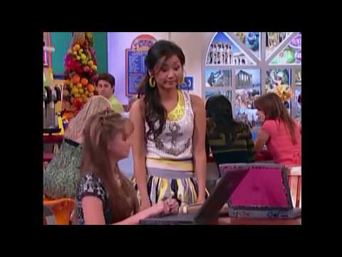 London Insults Bailey (The Suite Life On Deck)