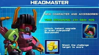 Angry Birds Transformer - Bonus Squad Members Get Their Promotion Multiplied #98