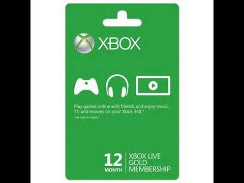 How to get FREE XBOX LIVE GOLD MEMBERSHIP! *NEW* 2017 ...
