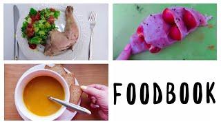 FOODBOOK быстрые и вкусные рецепты на каждый день | Dasha Voice