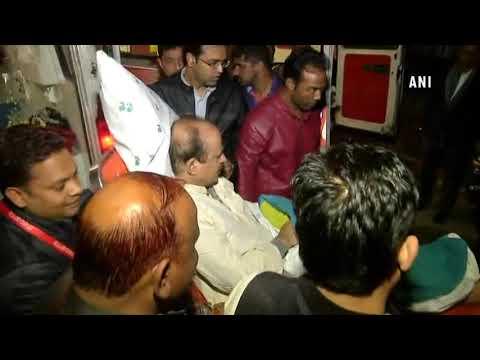 Watch: Tariq Anwar falls ill, arrived in Delhi by air ambulance