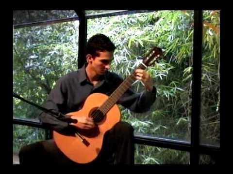 Barrios WorldWideWeb Video 1; Mauricio Serrano; Allegro Sinfónico