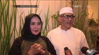 Pangky Suwito & Yati Octavia rayakan ulang tahun pernikahan ke 36