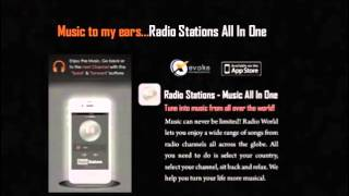 Radio Stations - Music All In One - Get Music World Channels List For iPhone
