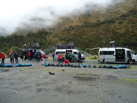 EXTREME SPORTS IN PERU