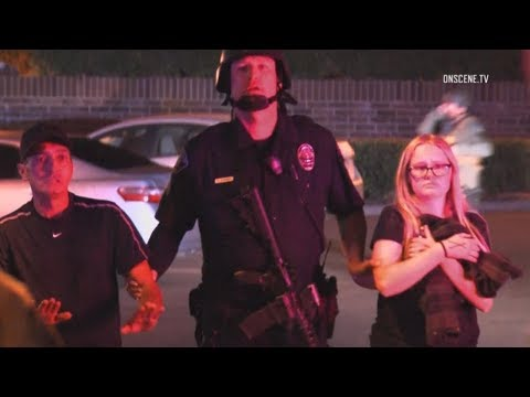 Gunman Identified In California Massacre