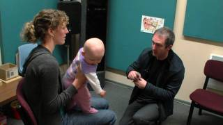 Infant hearing test - Audiology at the University of Canterbury