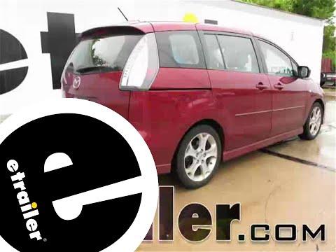 install trailer hitch 2009 mazda 5 24773 - etrailer