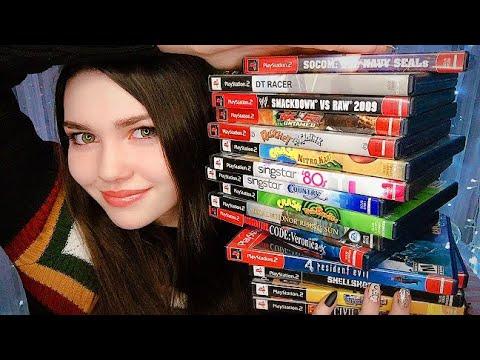 Lofi ASMR Video Game Collection (PS2 Games)