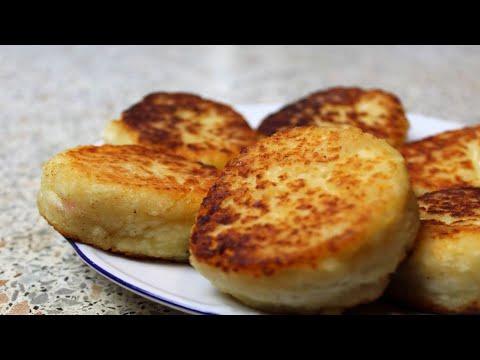 СЫРНИКИ-готовлю-только-так!-Самые-вкусные-сырники!-Творожные,-а-не-мучные