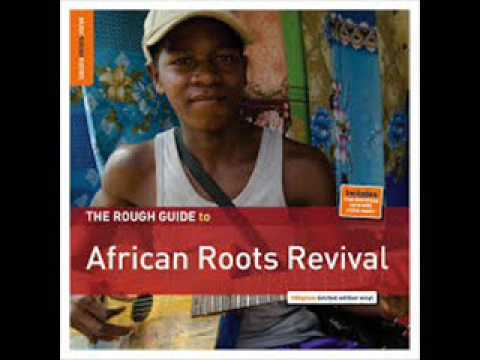 Rough Guide African Roots Revival - Staff Benda Bilili 'Je T'Aime' Congolese music DRC