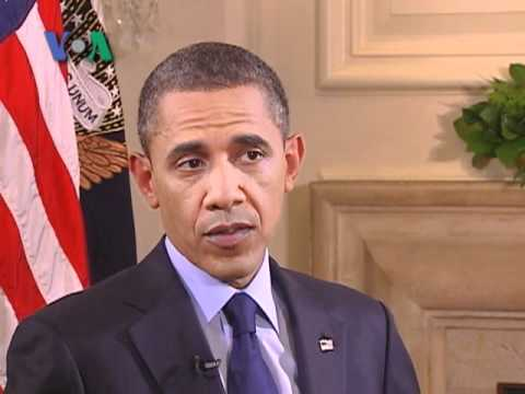 Barack Obama Exclusive VOA Interview on Afghanistan