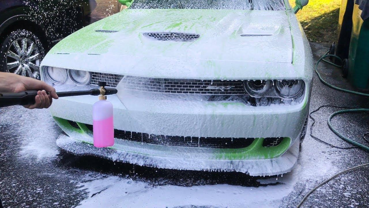 Griot S Garage 64 Oz Brilliant Finish Car Wash Part Number 10866