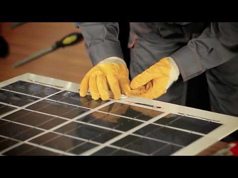 DIY Solar and Wind Electricity Revolution