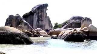 Wisata Bahari Pulau Pandan Kab. Sibolga Sumatera Utara