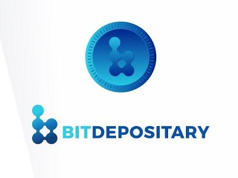 Обзор перспективного проекта Bitdepositary