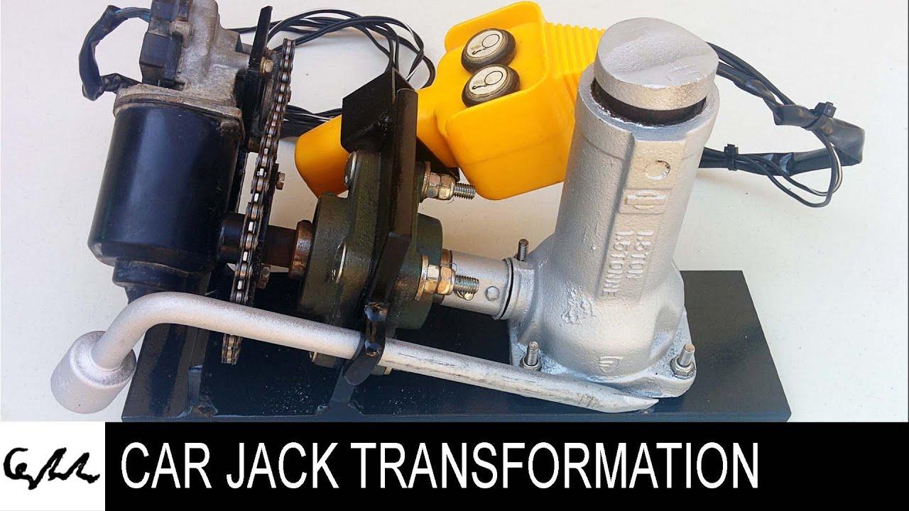 Design of car jack - Design Of Car Jack 45