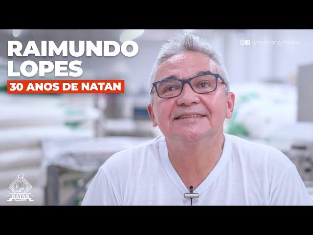 30 Anos de Natan - Raimundo Lopes
