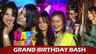 Avneet Kaur GRAND Birthday Bash 2019  Siddharth, Ashnoor, Reem, Arishfa