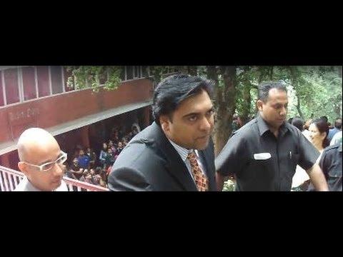 Ram Kapoor At Sherwood College Youtube