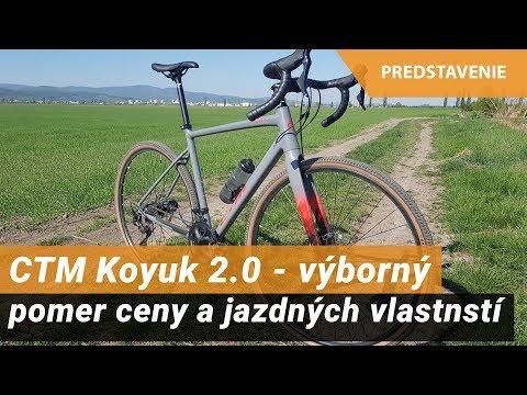 CTM Koyuk 2.0 - výborný pomer ceny a jazdných vlastností