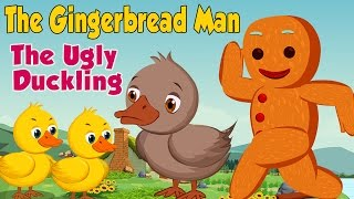The Ugly Duckling & The Gingerbread Man Fairy Tales | Full Movie | Best Fairy Tale Collections |
