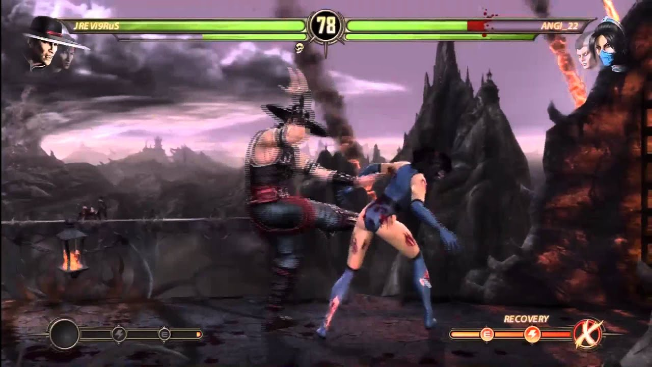 mortal kombat 9 ps3 hd online shaolin monks vs sindell and kitanna