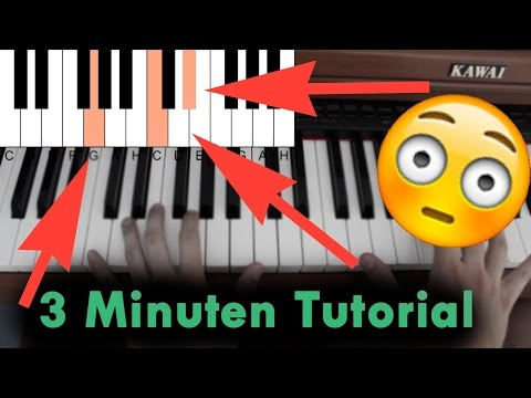 How to play piano on 3 minutes