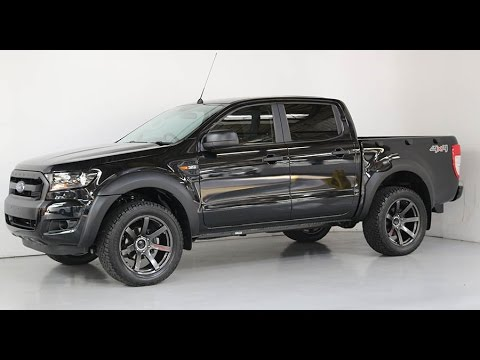 2017 ford ranger xl 4x4 team hutchinson ford youtube. Black Bedroom Furniture Sets. Home Design Ideas