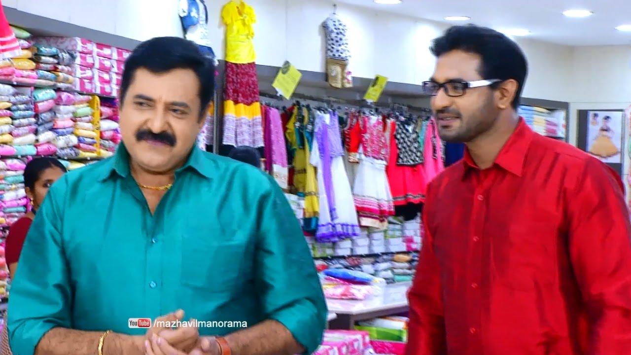 Mangalyapattu I  The fraudulence of Denny to destroying Kartha Silks I Mazhavil Manorama