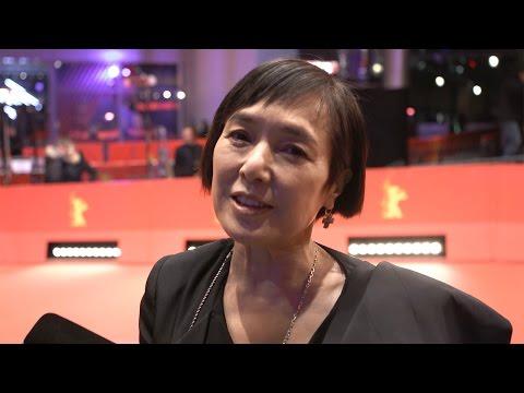 桃井かおり「明日死んでも後悔はない」ベルリン国際映画祭レッドカーペットに! Kaori Momoi event