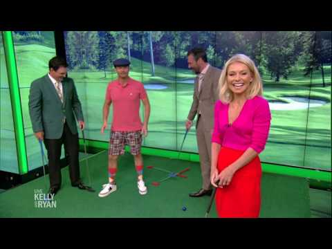Mini Golf With Masters Champion Patrick Reed