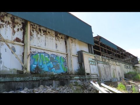 Exploring Abandoned Dairy Factory(Found Laboratory)