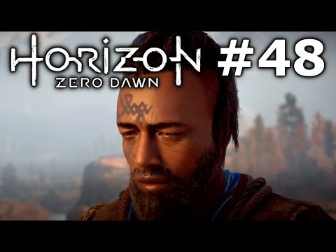 Im Reich der Nora – Lets Play HORIZON - ZERO DAWN Deutsch #48 | PS4 Pro Gameplay German