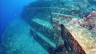 Континент Му или Лемурия? Где находилась Пацифида? Монумент Йонагуни - доказательство? Фото. Видео.