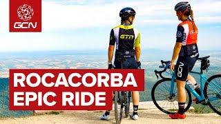 Rocacorba: GCN's Epic Cycling Climbs