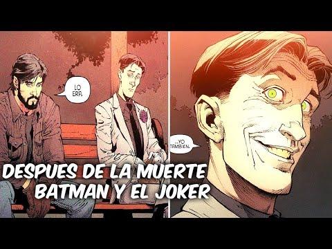"""LA INCREIBLE PLATICA DEL JOKER Y BRUCE WAYNE DESPUES DE MORIR """"DESPUES DE ENDGAME"""" @SoyComicsTj"""