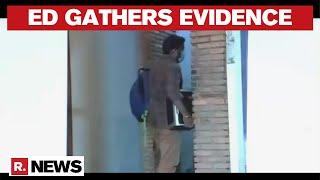 ED Seizes Electronic Evidence After Raid On Shiv Sena MLA Pratap Sarnaik