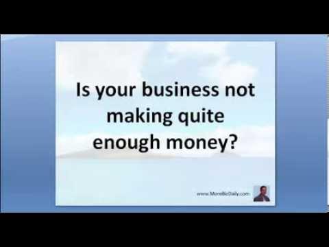 LinkedIn webinar | Business strategy | More customers | More profit