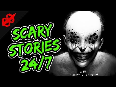 🔴 Scary Stories | Live Stream Radio (24/7) | Be.Scared Radio