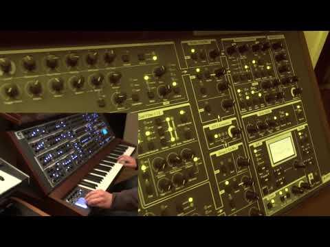 Barbandco : Schmidt EightVoice Edges Demo Part 2