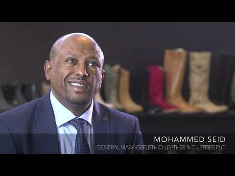 Ethiopian Footwear -- AGOA eligible and export ready thumbnail