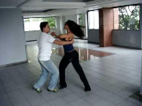 Anderson Souza  Dance a dois BH   e Ana Claudia Maldonado  dançando zouk