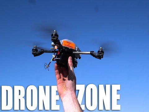 Drone Zone | Infantry Squads Employ Drones