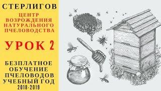 120 МОСКВА ГЕРМАН СТЕРЛИГОВ МЕД - БЕЗПЛАТНОЕ ОБУЧЕНИЕ ПЧЕЛОВОДСТВУ УРОК 2 ПЧЕЛОПАКЕТЫ ЗАСЕЛЕНИЕ ПЧЕЛ