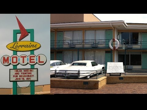 Dr. Martin Luther King Jr. what really happened at Lorraine Motel Lisa Pease JFK Night Fright Show