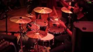 Vijesh - Dead Shall Rise (Live Drum Cover) - Terrorizer